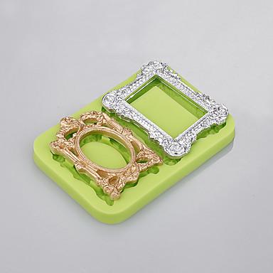 Bakvormen gereedschappen Siliconen Milieuvriendelijk / Anti-aanbak / Handvatten Cake / Koekje / Cupcake Leivontityökalu