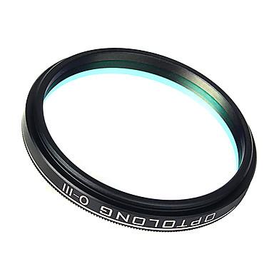 novo optolong 2 25nm o-iii filtro para telescópio de 2 polegadas ocular reduz a poluição luminosa