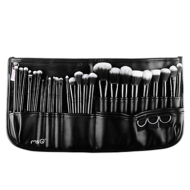 29 pcs Makeup Brushes Professional Makeup Brush Set Synthetic Hair / Artificial Fibre Brush Professional / Full Coverage / Synthetic Wood