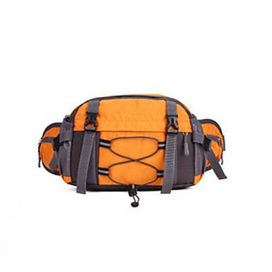 SHWUBU 10 L Belt Pouch/Belt Bag Camping / Hiking Leisure Sports Cycling / Bike Traveling Multifunctional Terylene