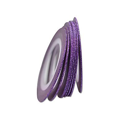 10 Nagelkunst sticker Bruiloft make-up Cosmetische Nagelkunst ontwerp