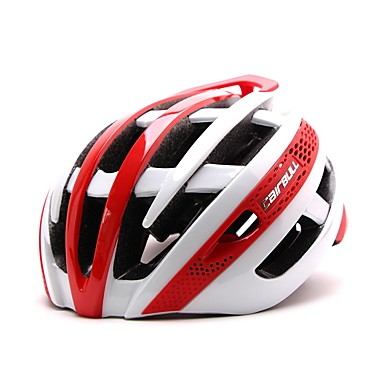 abordables Casques de Cyclisme-CAIRBULL Adulte 31 Aération CE EN 1077 EPS PC Des sports Vélo tout terrain / VTT Cyclisme sur Route Randonnée - noir / vert Noir / bleu. Blanc + rouge. Homme Femme Unisexe