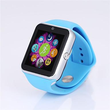 Smartwatch iOS / Android Touchscreen / Schrittzähler / Kamera AktivitätenTracker / Schlaf-Tracker / Finden Sie Ihr Gerät / 1.3 MP / 64MB