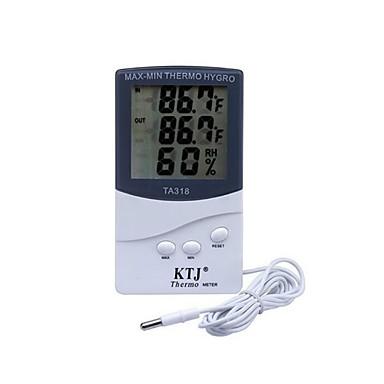 povoljno Elektronika za osobnu njegu-Opskrba ta318 unutarnji-vanjski termometar