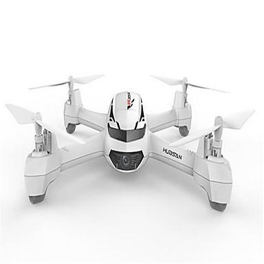 Drone Hubsan H502S 4-kanaals 6 AS Met 720P HD-camera FPV Terugkeer Via 1 Toets Toegang Real-Time Footage GPS-positionering Zweven Met