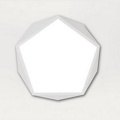 Modern / Zeitgenössisch Unterputz Moonlight - LED Wärm Weiß Kühl Weiß, Inklusive Glühbirne