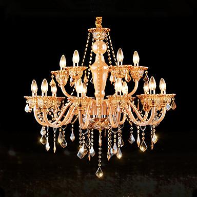sala de estar clássica / quarto / sala de jantar pingente de cristal de alta qualidade