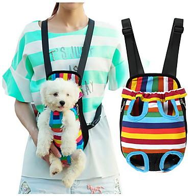 ราคาถูก อุปกรณ์สำหรับสัตว์เลี้ยง-แมว สุนัข ให้บริการ & เป้เดินทาง ด้านหน้ากระเป๋าเป้สะพายหลัง สัตว์เลี้ยง ตะกร้า สลับ Portable ระบายอากาศ สลับ สำหรับสัตว์เลี้ยง