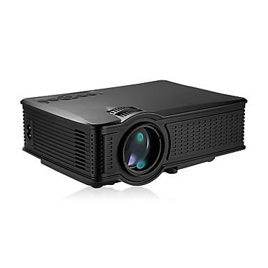 1500 lumen hjemmekino kino film fotballkamp bærbar mini LCD LED projektor støtte 1080p HMDI vga av usb sd MHL