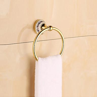 Håndklædering / Grøn / Vægmonteret /14*10*8cm /Rustfrit stål / zinklegering /Moderne /14cm 10cm 0.24