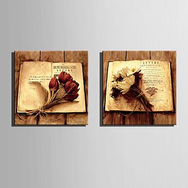 Print Rolled Canvas Prints - Cvjetni / Botanički Klasik