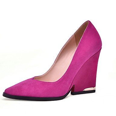 Mulheres Sapatos Courino Couro Envernizado Primavera Outono Inverno Botas Cowboy / Country Plataforma Básica Inovador Conforto Saltos