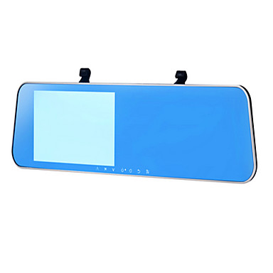 før og efter fem tommer ultra klar 1080p dobbelt buede blå spejl fartskriver rekord antidazzling støtte