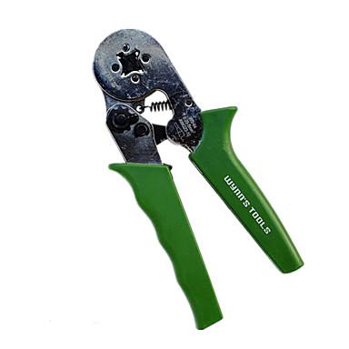 caixa de ferramentas de cravamento de terminais tubo de rescisão