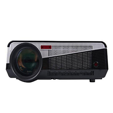 HTP LED-86+ LCD Home Theater Projector 3000lm lm Android 4.2 Support 1080P (1920x1080) 60''-120'' inch Screen