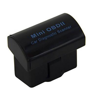caixa preta com carro de diagnóstico miniobd mini-scanner de obd2 Bluetooth 2