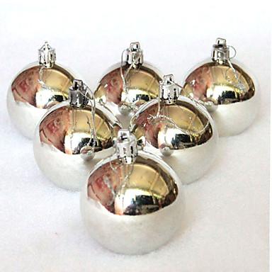 Decoração da esfera 1pc do natal para a festa a fantasia do Natal