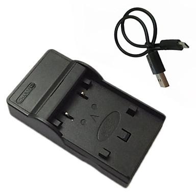 2l micro usb carregador de bateria de câmera móvel para canon nb-2l eos 350d 400d g7 G9 s80 mvx200i mvx330i