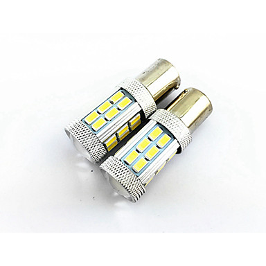 2pcs 1156 Automatisch Lampen 4 W SMD 5730 1500 lm LED Richtingaanwijzerlicht For Universeel