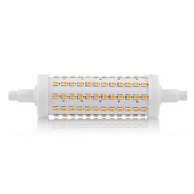SENCART 12W 450lm R7S LED-kornpærer Innfelt retropassform 108 LED perler SMD 2835 Dekorativ Varm hvit Kjølig hvit 220-240V