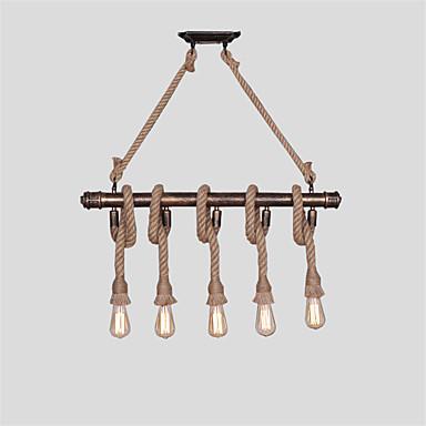 Rustikal/ Ländlich Retro Landhaus Stil Traditionell-Klassisch Ministil Pendelleuchten Raumbeleuchtung Für Wohnzimmer Schlafzimmer Küche