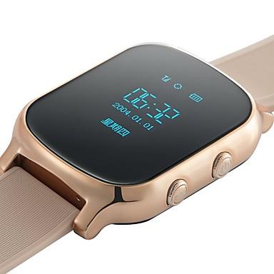 Reloj elegante para iOS / Android Monitor de Pulso Cardiaco / GPS / Llamadas con Manos Libres / Resistente al Agua / Video Temporizador / Reloj Cronómetro / Seguimiento de Actividad / Seguimiento del
