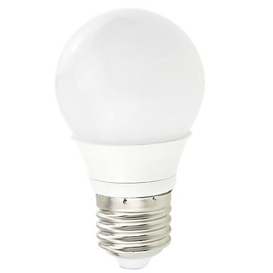 2W 500-550 lm E26/E27 LED-bollampen A80 6 leds COB Decoratief Warm wit Koel wit 30/09 AC 85-265V