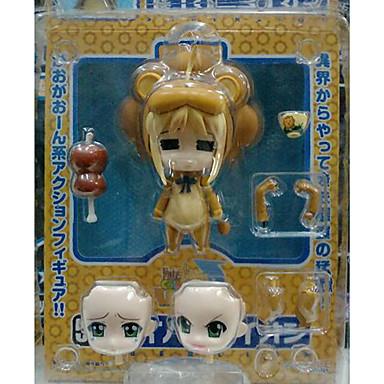 Anime Action-Figuren Inspiriert von Fate/stay night Saber PVC 10 CM Modell Spielzeug Puppe Spielzeug