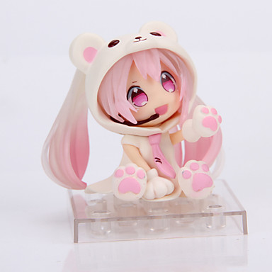 Anime Action-Figuren Inspiriert von Vocaloid Hatsune Miku PVC 7 CM Modell Spielzeug Puppe Spielzeug