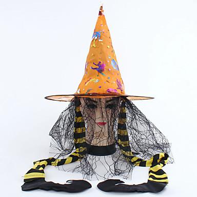 1pc de heks Shamao voor Halloween kostuum partij