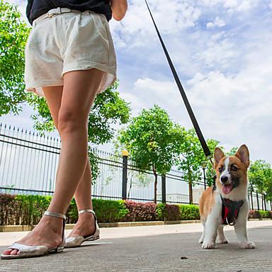 harnassen Autostoel hondentuig /Hondenveiligheidstuig Verstelbaar/Uitschuifbaar waterdicht Ademend Hardlopen Gilet Til bilen Effen