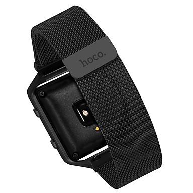 Urrem for Fitbit Blaze Fitbit Milanesisk rem Rustfrit stål Håndledsrem
