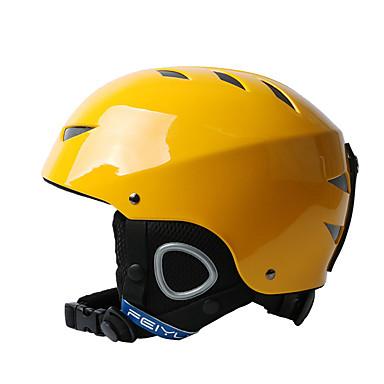 Helmet Unisex Sports Helmet CE EN 1077 Snow Helmet Lumiurheilu Talviurheilu Hiihto Lumilautailu