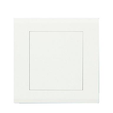 ブランクパネルのA8シリーズエレガントな白を隠し壁スイッチソケット86型