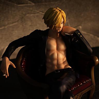 Anime Action-Figuren Inspiriert von One Piece Sanji PVC 20 cm CM Modell Spielzeug Puppe Spielzeug