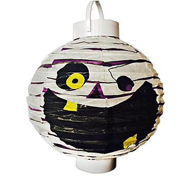 bola 1pc dia das bruxas para decoração do partido dom festa a fantasia prop novidade ornamentos lanterna