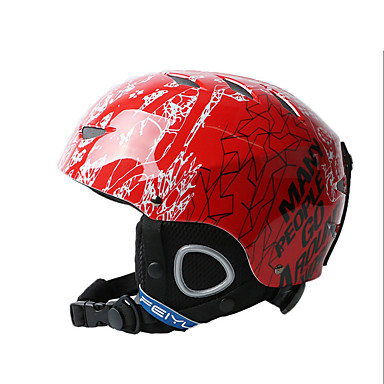 FEIYU Capacete de Esqui Homens / Mulheres / Unisexo Esqui Esportivo ABS / EPS CE EN 1077