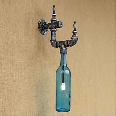 主導、周囲光の壁の燭台壁光用のAC 220〜240 3 E27素朴/ロッジ銀機能