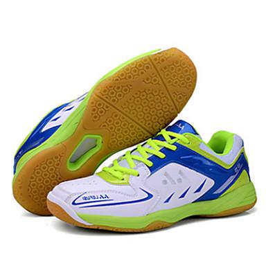 Unissex-Tênis-Conforto-Plataforma-Azul / Amarelo / Vermelho-Couro-Para Esporte