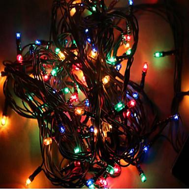 1pc Dibujos animados Navidad Novedades Alta calidad Halloween Fiesta Decoración Luces de Navidad Adornos Cuerdas de Luces