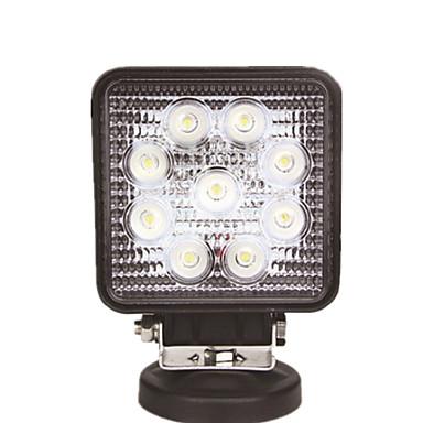Acacia Hoofdlampen Koplamp LED 27(W) lm 1 Modus - Dimbaar Geschikt voor voertuigen Multifunctioneel