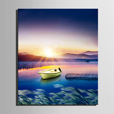 Canvas Tulosta One Panel Valmis Hang , Pysty