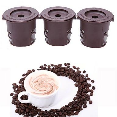 プラスチック ヌード バスケット 3本 コーヒーフィルター / 日常