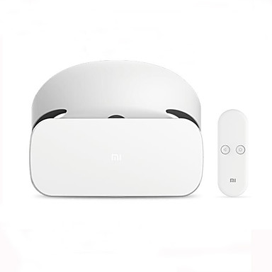 opprinnelige Xiaomi VR 3d virtual reality briller med fjernkontroll 103 graders type c bluetooth 4.0