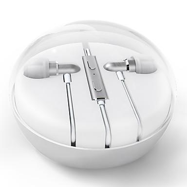 MEIZU Meizu EP-31 I øret Med ledning Hodetelefoner Aluminum Alloy Mobiltelefon øretelefon Med volumkontroll / Med mikrofon Headset