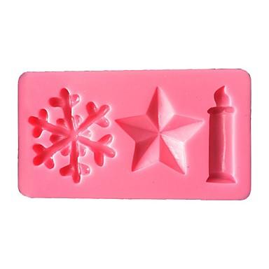 Moldes de bolos Bolo Plástico Amiga-do-Ambiente Faça Você Mesmo Alta qualidade 3D Decoração do bolo Nova chegada