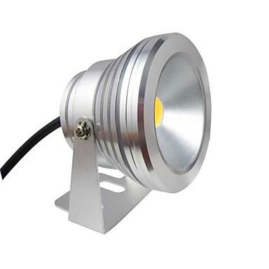 1pc 10 W Undervannslys Vanntett / Fjernstyrt / Dekorativ RGB 12 V Utendørsbelysning / Courtyard 1 LED perler