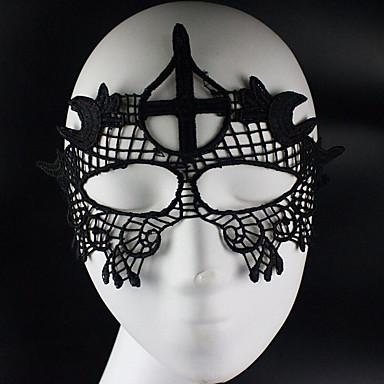 máscara de seda bud 1pc para a festa de traje de Halloween