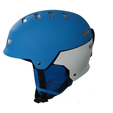 ヘルメット 男女兼用 ワンピース スポーツ スポーツヘルメット スノーヘルメット スノースポーツ