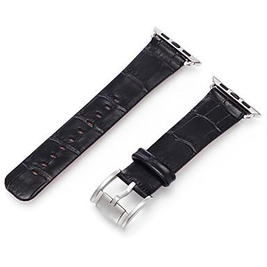 Pulseiras de Relógio para Apple Watch Series 3 / 2 / 1 Apple Fecho Clássico Couro Tira de Pulso